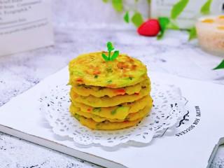 快手早餐~西葫芦鸡蛋饼