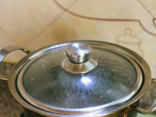 葱油拌面,烧水煮面。