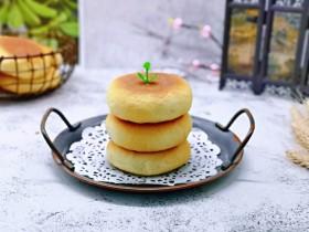 蜜豆喜饼~香甜松软