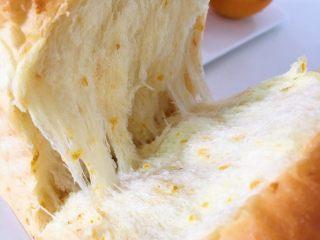 橙香吐司,超级拉丝^_^