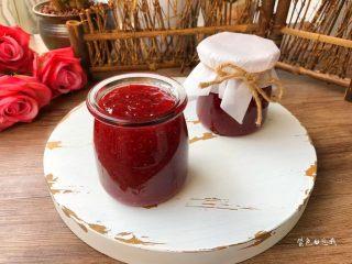 草莓酱,成品图三