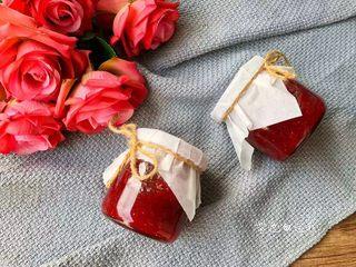 草莓酱,成品图四