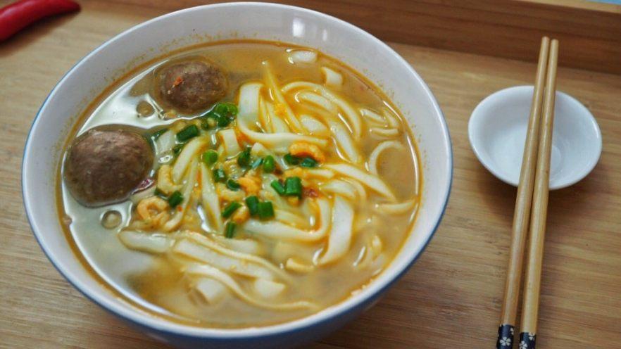 这一碗潮汕粿条,吃过一次念念不忘,一周想吃七次