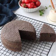 粗粮做的黑米糕,在家简单一蒸就好吃