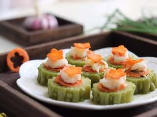 苦瓜酿肉(蒸菜)