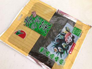 宝宝健康食谱  美味小零食夹心海苔,寿司海苔