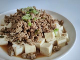 蒸菜,肉末豆腐
