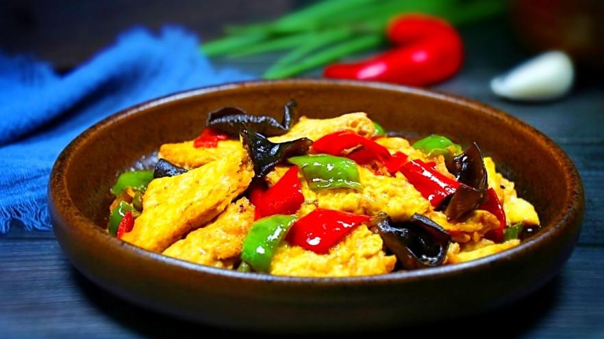 雞蛋換種做法,比魚香肉絲還下飯,10分鐘出鍋,香噴噴!