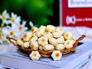 奶香小花朵馒头