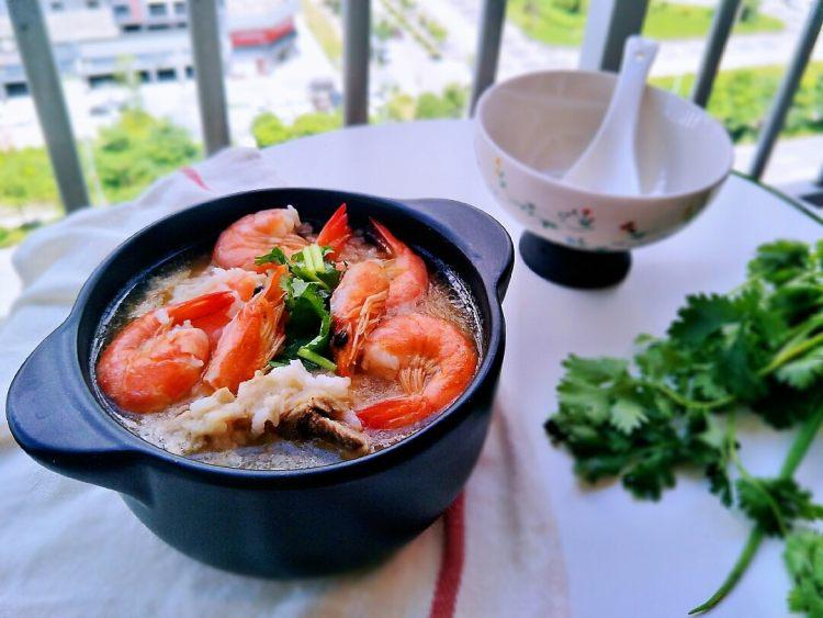 这一碗海鲜粥让人着迷,只因多了这一步,潮汕美食果然不一样!