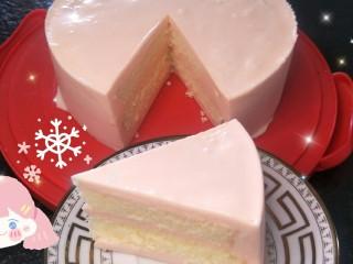 奶油生日蛋糕(无需抹面)