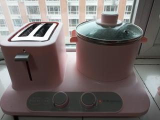 香辣孜然土豆丁,早餐机烧水