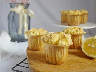 柠檬马芬蛋糕