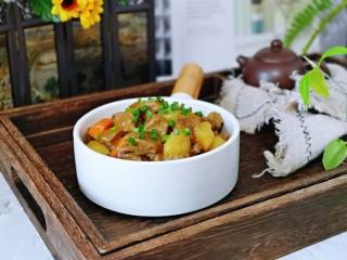 椰香咖喱牛肉