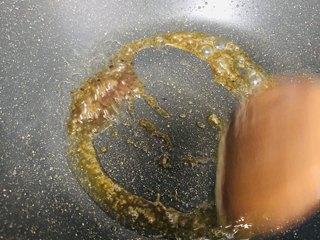 家常小炒——锅包肉,将汁熬到变色