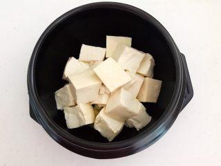 砂锅豆腐汆羊肉,加入北豆腐