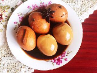自制五香茶蛋,自制五香茶蛋非常入味,口感超级棒,无任何添加,营养又健康,简单又好做,早餐首选~