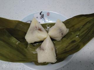 糯米蜜枣、桂圆、葡萄干粽子