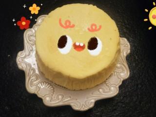 舒芙蕾轻乳蛋糕