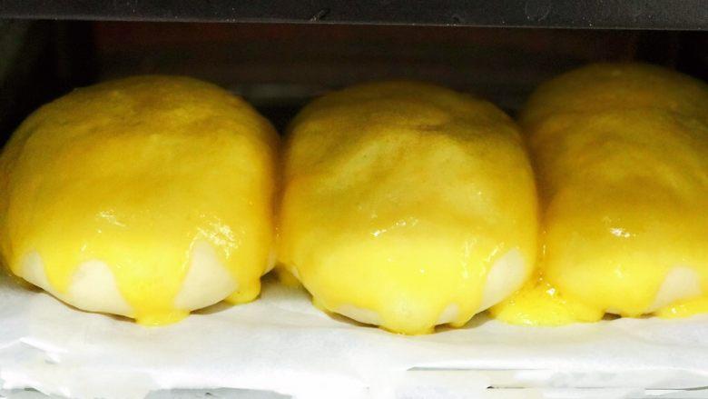 浅湘食光&红豆墨西哥,放入预热好的烤箱,180度20分钟