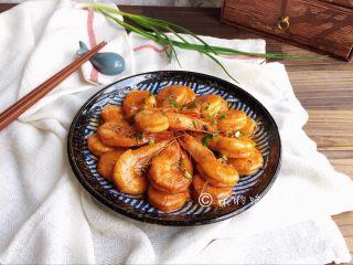 酸酸甜甜滴茄汁大虾