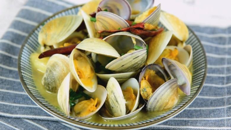 看过深夜食堂的酒蒸蛤蜊吗?教你如何去除蛤蜊腥味又不失鲜美?