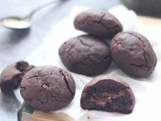 巧克力爆浆曲奇
