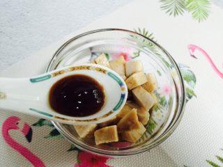彩椒炒鸡丁,1勺蚝油