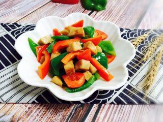 彩椒炒鸡丁