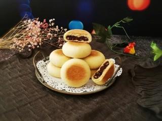 豆沙小面饼