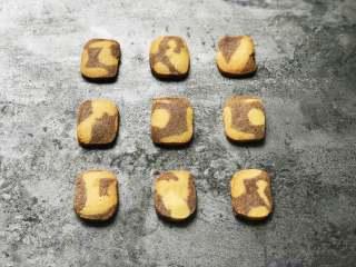 黑醋栗双色黄油饼干,成品2