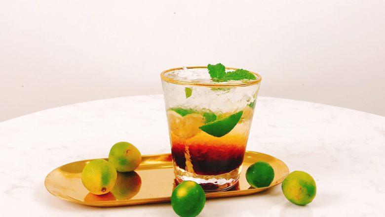 夏日高温续命冰茶,入口唇舌间溢满的水果茶