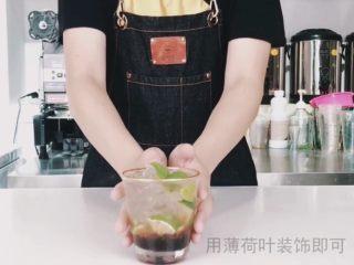 夏日高温续命冰茶,入口唇舌间溢满的水果茶,装饰即可