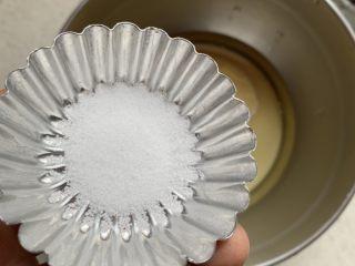 蓝莓麦芬蛋糕,液体中加盐