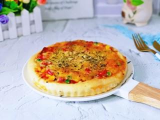 罗勒意式披萨