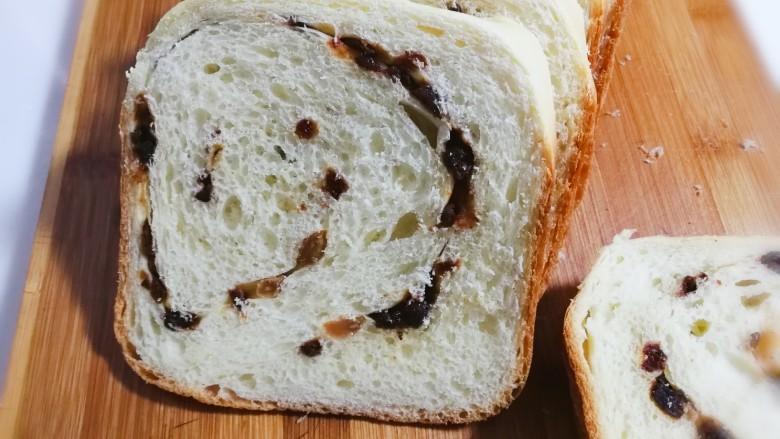 葡萄杏干面包