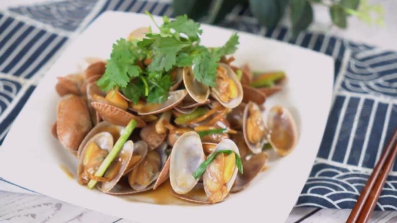 爆炒腰蛤——最近非常喜欢的快手鲜美小海鲜