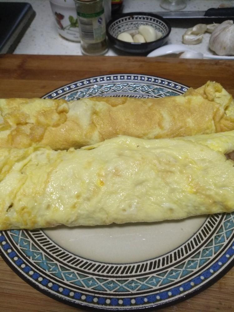 吉祥肉卷,鸡蛋肉卷