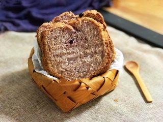 黑醋栗酸奶吐司(面包机版),成品3