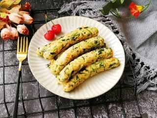 蔬菜肉蛋肠,从模具中取出就可以品尝了  非常好吃