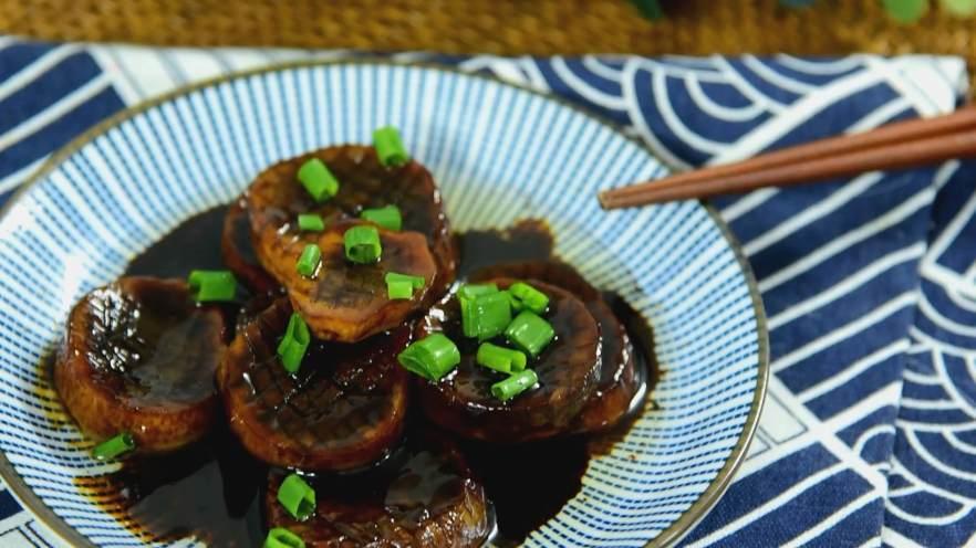 素味杏鲍菇,做法简单,美味爽口,动手试试吧!