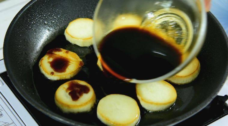 素味杏鲍菇,做法简单,美味爽口,动手试试吧!,入调料汁