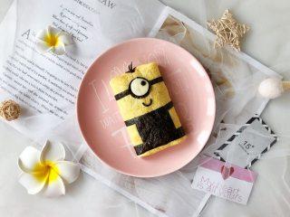小黄人蛋包饭