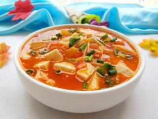茄汁金针菇炖豆腐