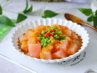 西红柿凉粉