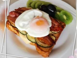 班尼克蛋早餐