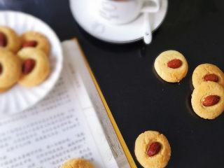 杏仁小酥饼,成品图