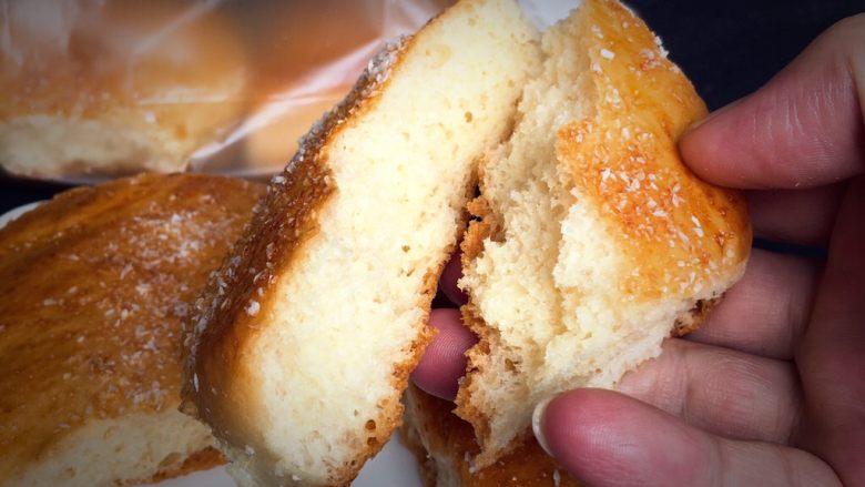 酸奶油椰蓉面包