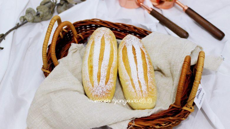 椰蓉面包(波兰种)