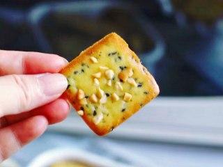 黑芝麻薄饼,想吃吗?